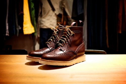 Mark McNairy/Hypebeast Brogue Boots