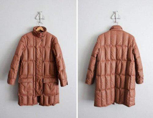 Auburn Puffer Coat