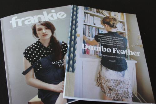 Frankie Magazine & Dumbo Feather