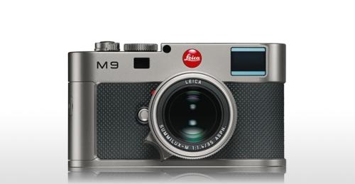 """Leica M9 """"Titanium"""""""
