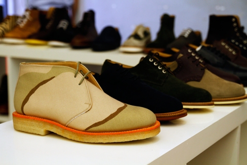 Mark McNairy Spring 2012