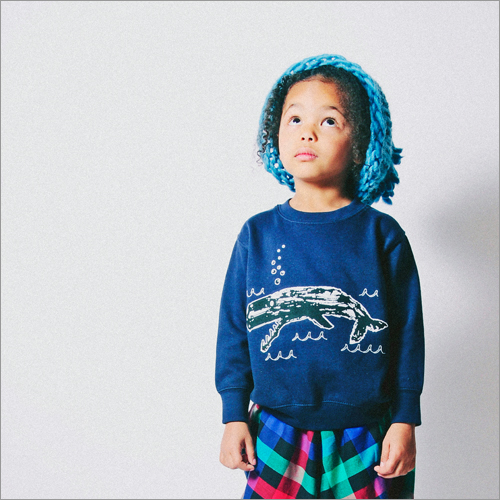 Big Whale Sweatshirt