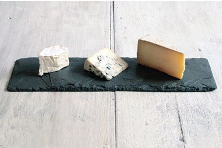 Brooklyn Slate Company Special Edition Cheese Board, $30