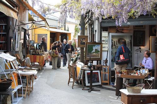 Flea Market of Clignancourt