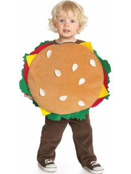 Hamburger Costume