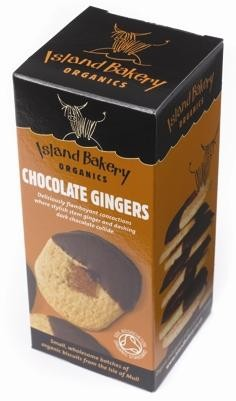 Island Bakery Organics, Chocolate Gingers