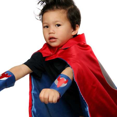 Little Hero Capes