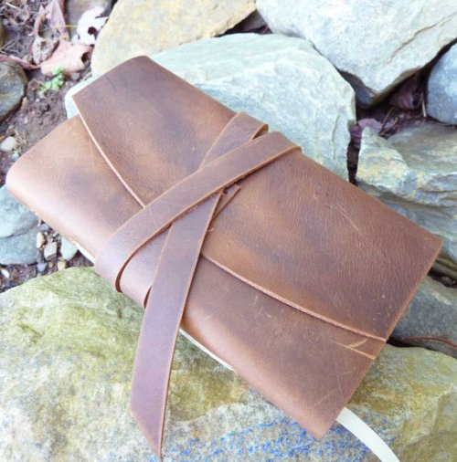 Leather Planner, $30