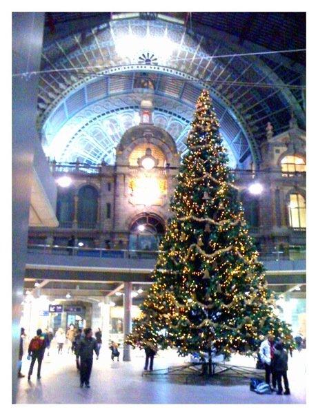 Antwerpen Train Station