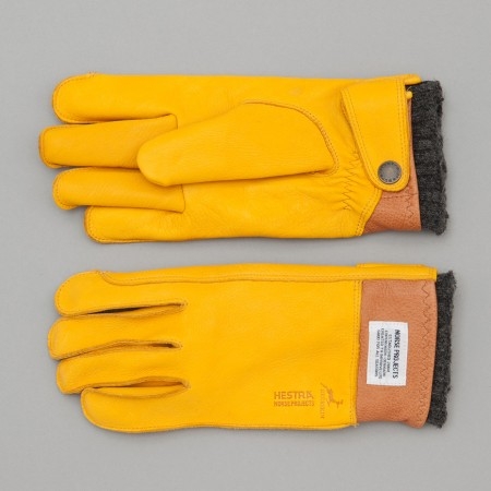 Hestra X Norse Projects Iver Glove, $130.00