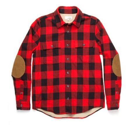 Jack Spade Jackson Buffalo Check Shirt, $295