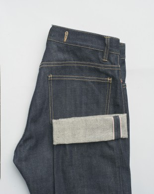 Japanese Raw Selvedge Denim
