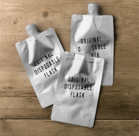 Disposable Flasks