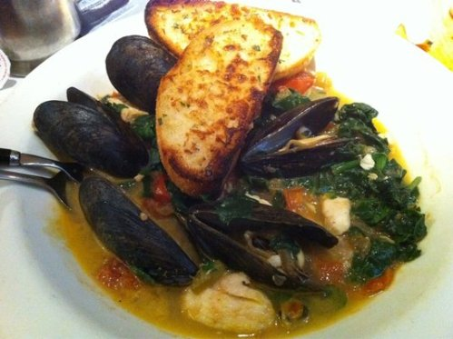 The Tombs – Washington, DC | Fisherman's Stew