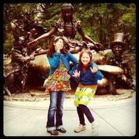 Lucy & Stella Pappas