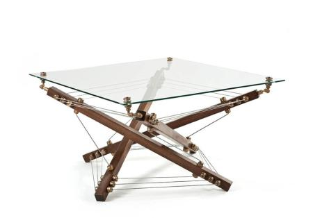 Akke functional art coffee table