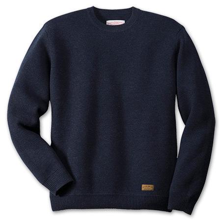 Filson Midweight Crewneck Sweater, $180