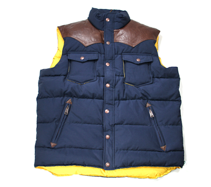 Penfield-Stapleton Vest, $225