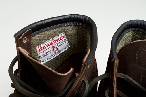 "Red Wing Heritage x Nigel Cabourn ""Munson Boot"""