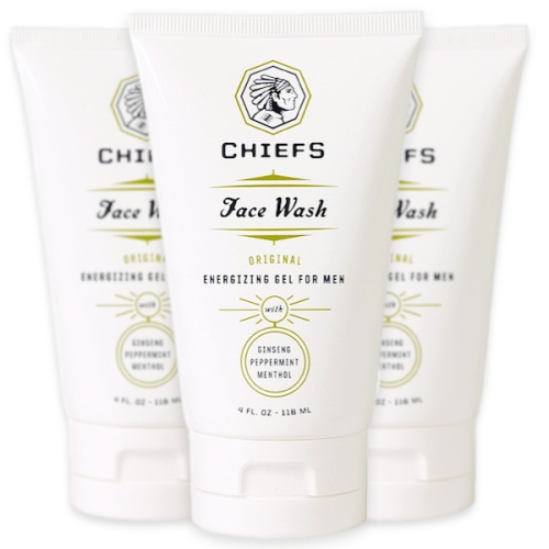 Chiefs Face Wash