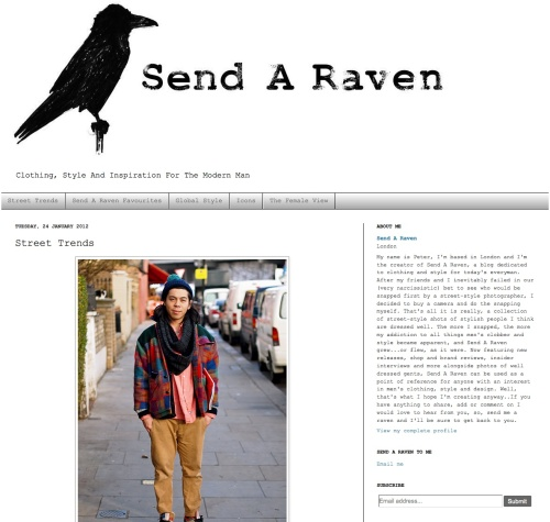 Send A Raven