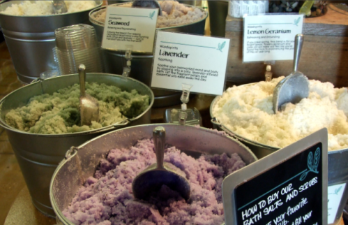 Whole Foods Body Scrubs