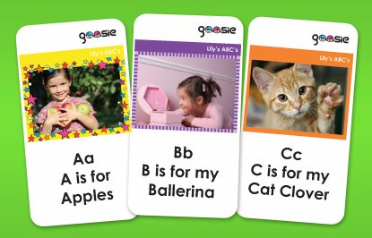 Goosie Cards