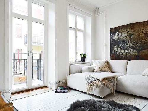 Flat in Göteborg