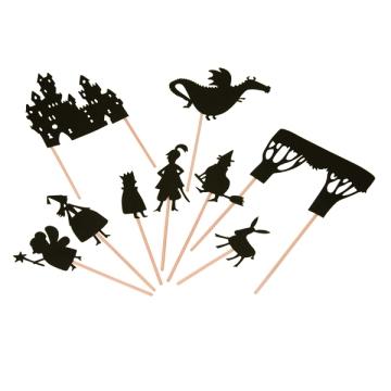 Shadow Puppet Castle Set