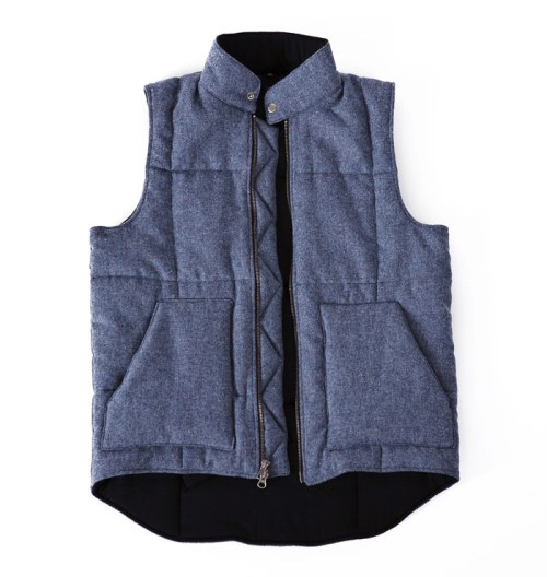 Outlier Soft Core Wool Vest