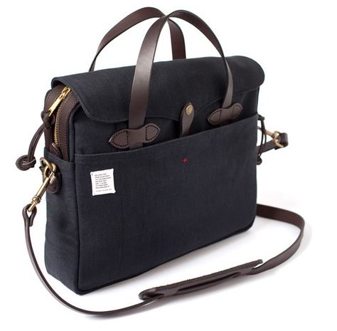 Filson + Apolis Philanthropist Briefcase, $396