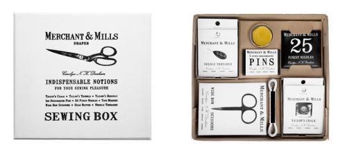 Merchant & Mills Sewing Notions Set, $75