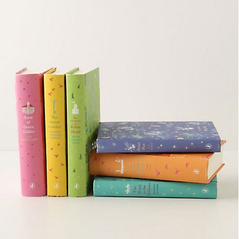 Clothbound Penguin Classics for Children