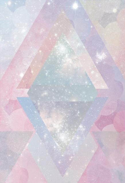 Ana Montiel Cosmic Mantra Print