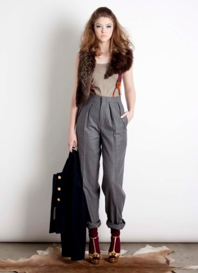 Mark Mcnairy Womenswear Fall 2012
