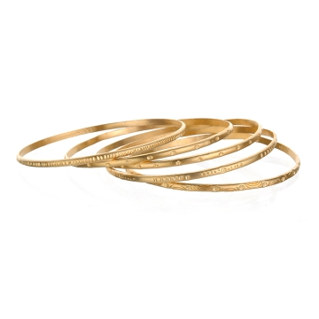 The Melody Bangle $34 each