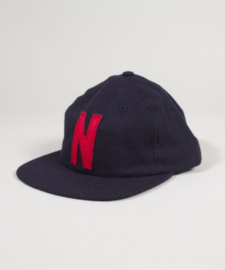 Norse Projects Solid Flat Cap