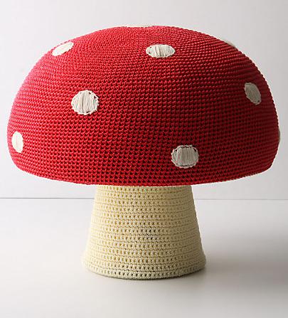 Mushroom Poof