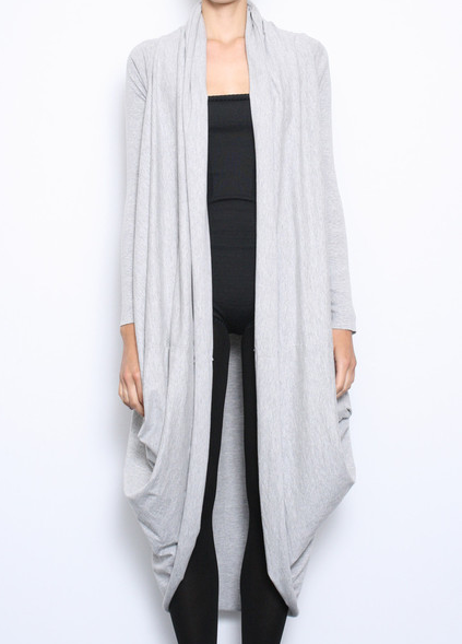 complexgeometries Cocoon Cardigan