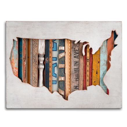 Dolan Geiman, American Souvenir Collection