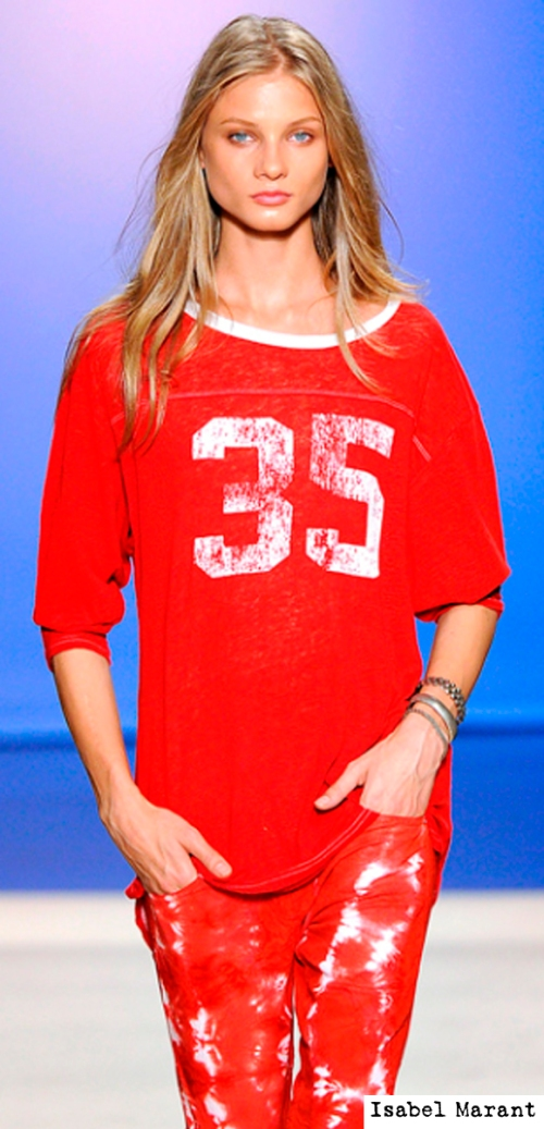 Isabel Marant Football Jersey