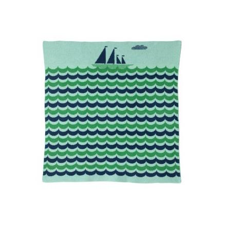 Donna Wilson Boat Mini Blanket