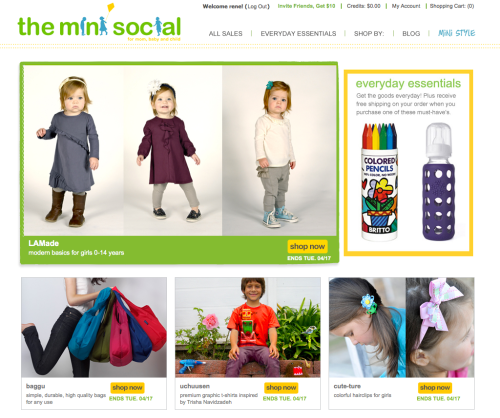 The Mini Social