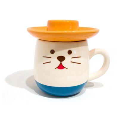 Sombrero Cat Mug