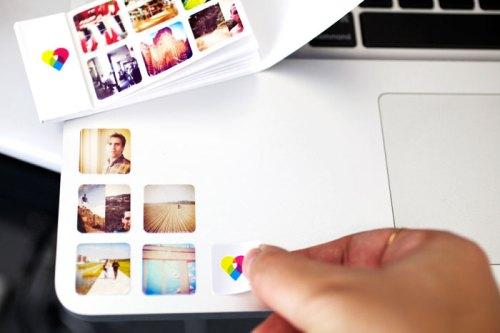 Mini Instagram Stickers
