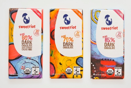 sweetriot chocolate