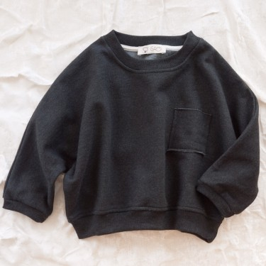 Gro Slouchy Pocket Sweatshirt