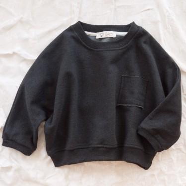 Gro Slouchy Pocket Sweatshirt