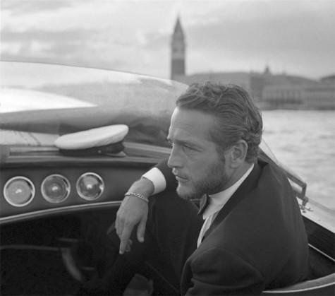 Paul Newman In Venice