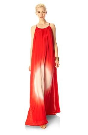 Sun Gaze Maxi Dress, $388